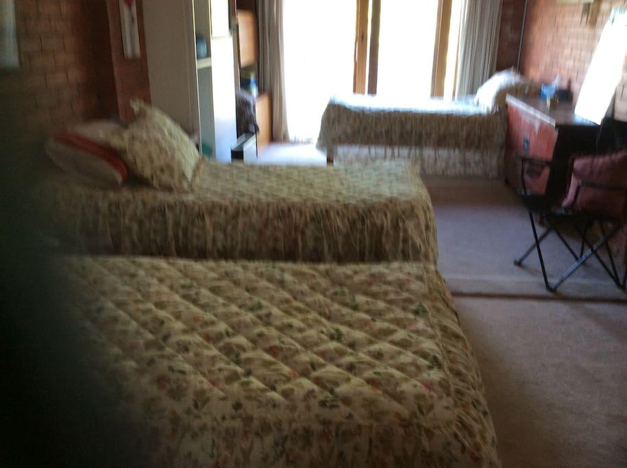 Loft room  Bedroom