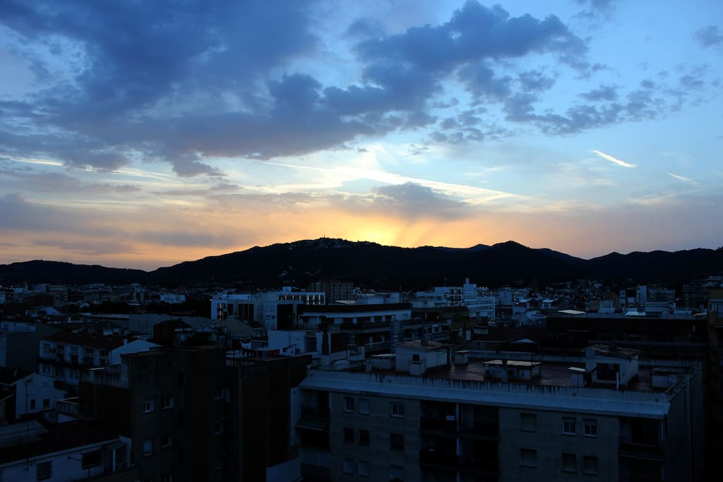 Mountains Views - nightfall