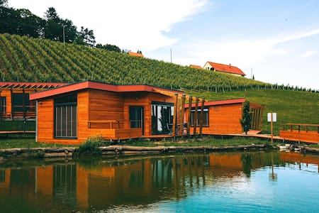 Naturasort Holiday Houses   10 min from Maribor