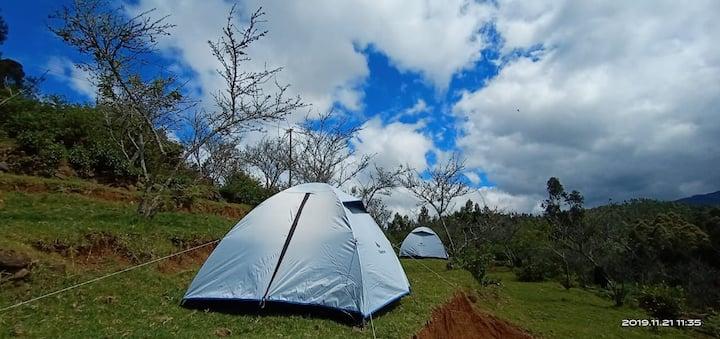 Eco Village Nature camping holiday
