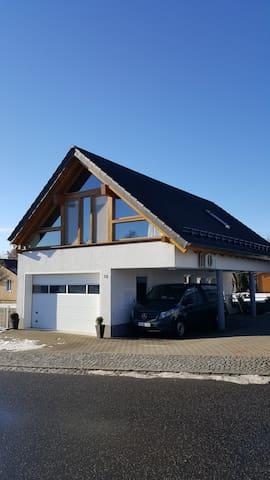 Ferienhaus in ländlicher Gegend - Gebenbach - Apartemen