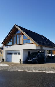 Ferienhaus in ländlicher Gegend