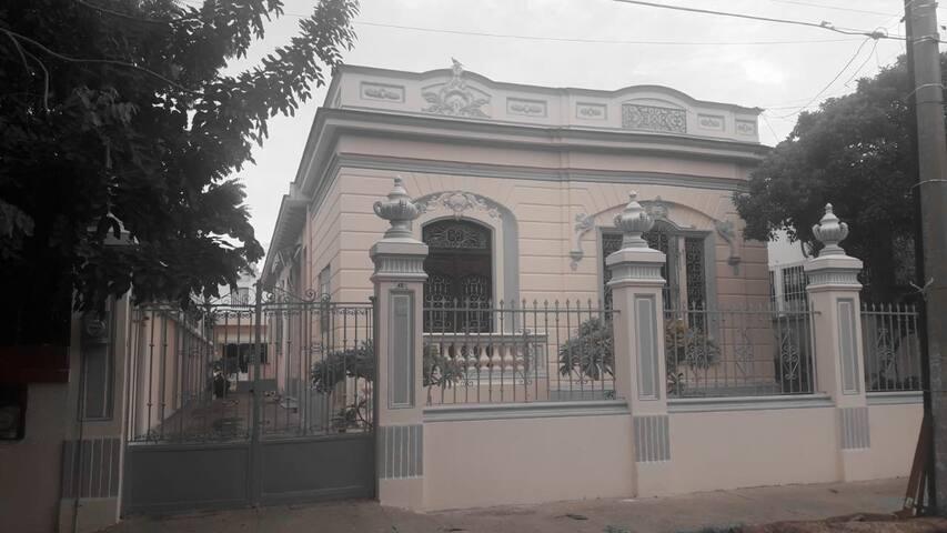 Casa de Doña Ludi