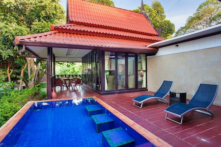 Luxury Phi Phi 2BR Pool Villa!