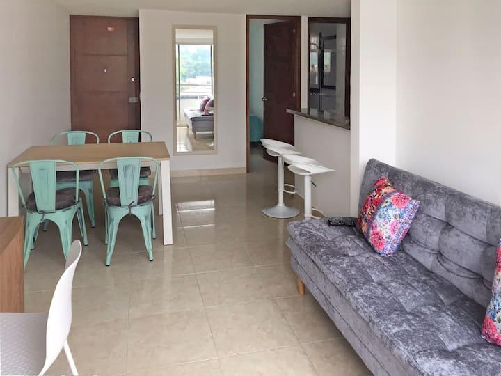 Apartamento en Sabaneta a 6 cuadras del parque.