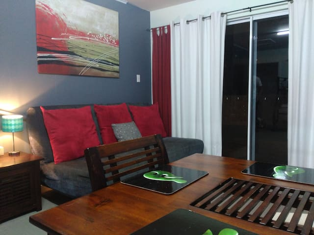 Cosy Family Flat-WiFi-Pool : 3 night minimum. - Tugun - Suite tetamu