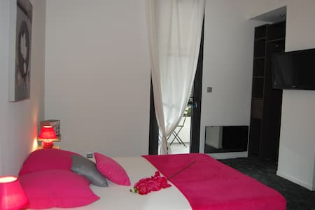 Suite privée au calme dans loft à 150m de la plage - Arcachon - Loft