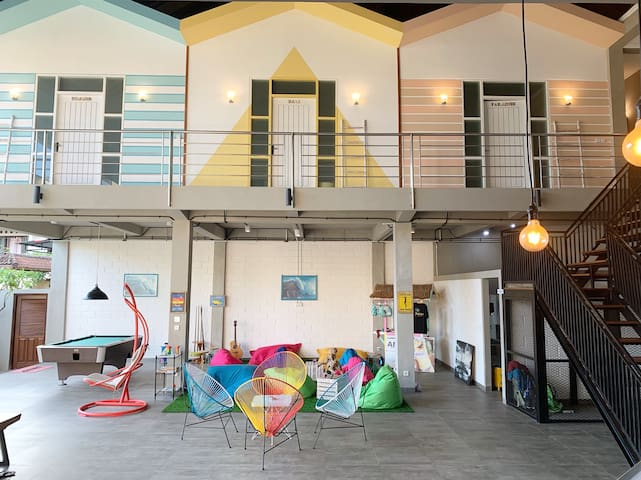 Beach Hut Hostel