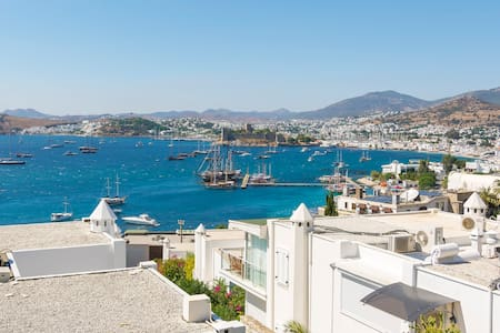 Amazing View in Central Bodrum - ボドルム