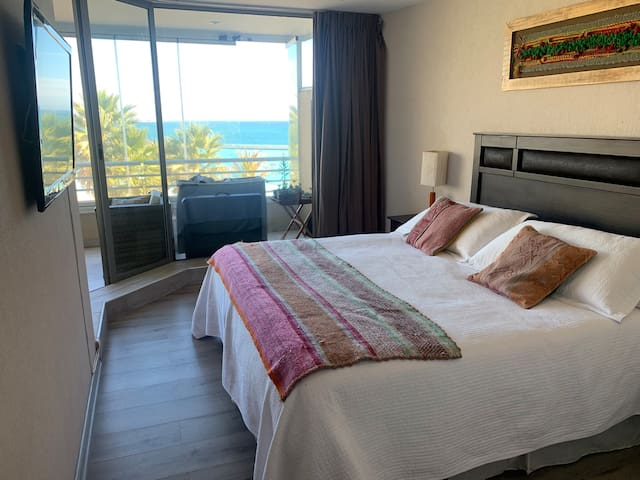 Dormitorio Principal, Cama King