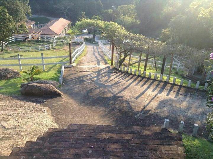 Home site São Roque perfect For Various Events