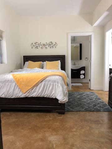 Luxury private room midtown/medical center houston