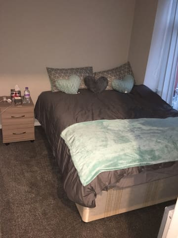 Beautiful and cosy studio - Chadderton