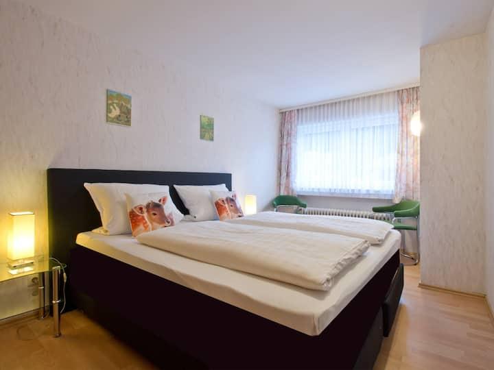 Landpension Am Sommerhang, (Bad Rippoldsau-Schapbach), Ferienwohnung Anna, 40qm, 1 separates Schlafzimmer, maximal 3 Personen