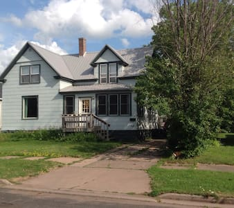 Cozy Chequamegon Home - Ashland - Casa