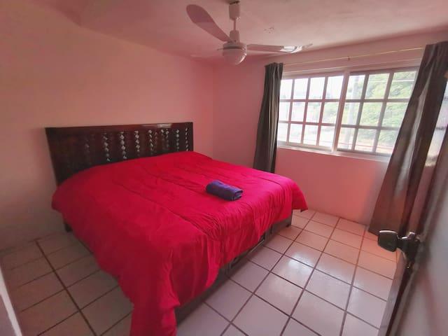 Bonita habitación en Colonia Xamaipak (T)