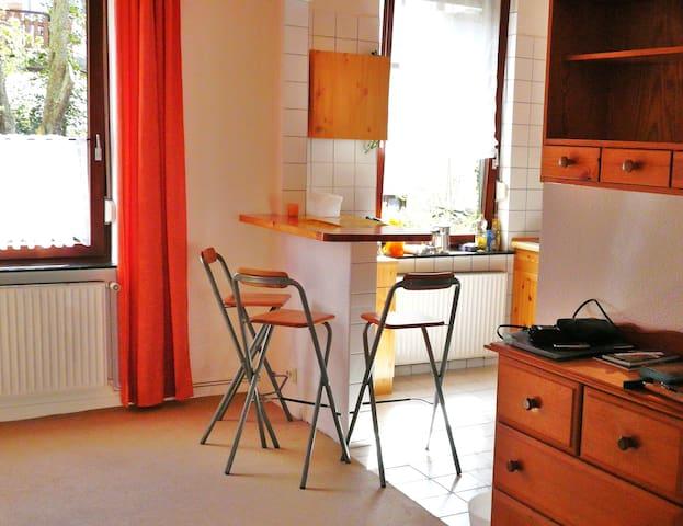 Gemütliche Wohnung -ruhig und nah Centrum _