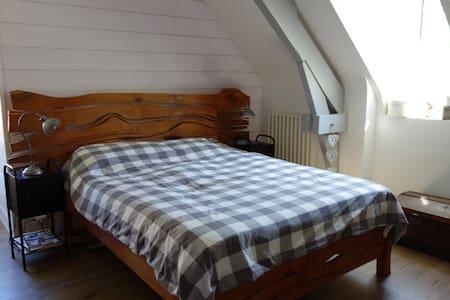 Jolie chambre avec vue Pyrennées - Lée - Haus