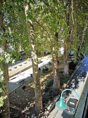 Sarajevo CITY CENTER Green Oasis in Modern Luxury