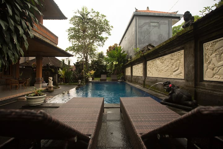 Deluxe Comfortable Room at Ubud