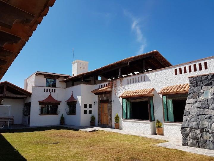 Habitación En Casa De Campo Cerca de Laguna