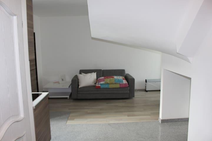 Gemütliche kleine Wohnung mit sehr guter Anbindung - Wiener Neudorf - Apartment
