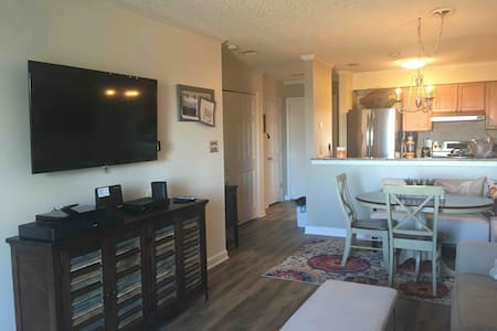 Island Waterfront Condo  Couples Retreat  OBX