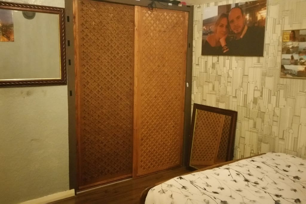Cosy bedroom on a separate floor case in affitto a - Posso andare in bagno in inglese ...