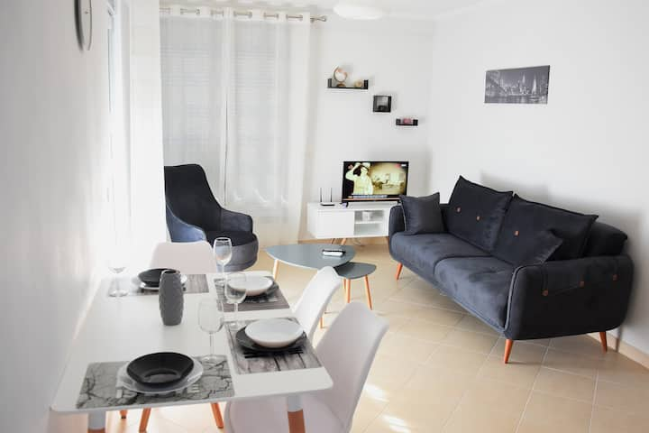 Click Apartment - Cozy with great city view (3)