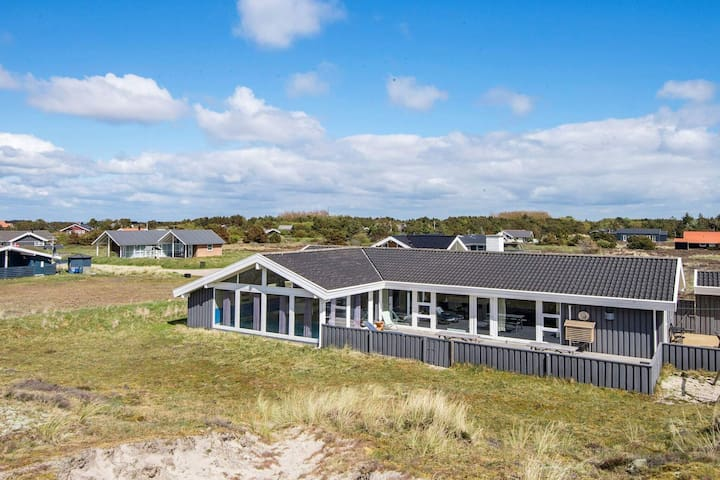 Pleasant Holiday Home in Fanø With Whirlpool