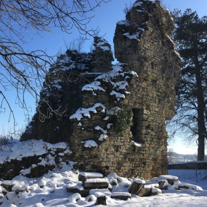 la vieille tour
