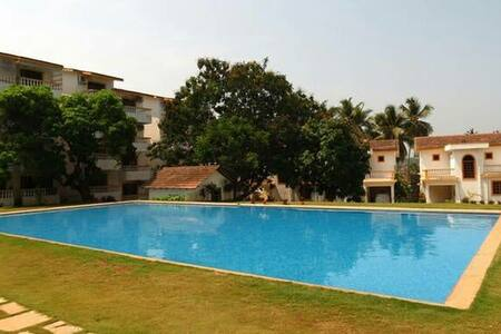1bhk premium apartment - Candolim