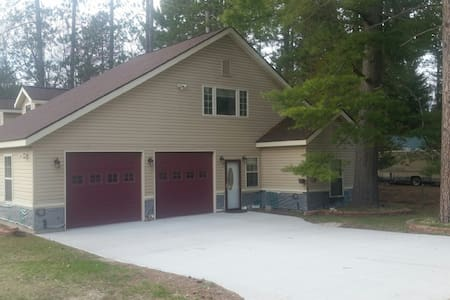 Grayling House for large group. 5 bed/4bath