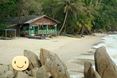 Perhentian Malaysia on your own private beach - Μπανγκαλόου