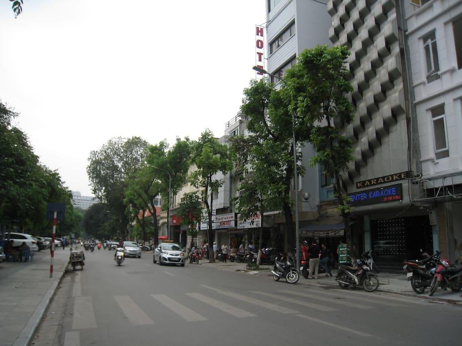 Yet Kieu street