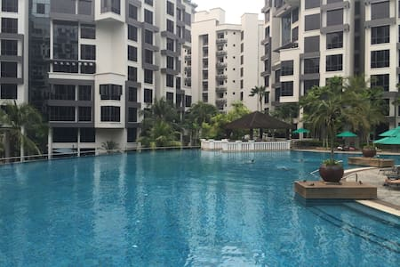 Double Room in beautiful condo - Singapore