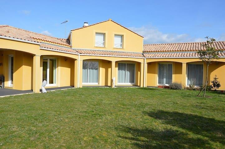 Villa TOSCANA, - Le Fenouiller - Casa