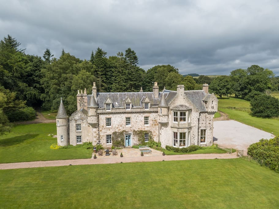 Castle Rooms To Rent In Scotland