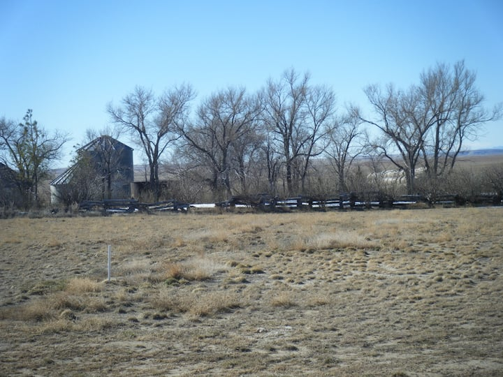 Wyoming Cattle Ranch Bed and Breakfast