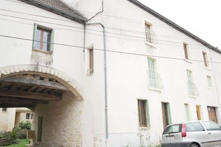Charmant duplex à 10 mn de Dijon Nord - Gemeaux - Квартира