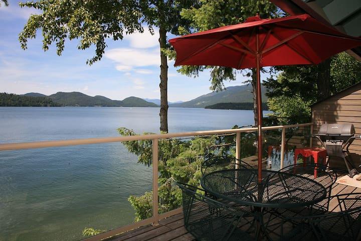 Condo on Whitefish Lake 1DU - Whitefish - Apto. en complejo residencial