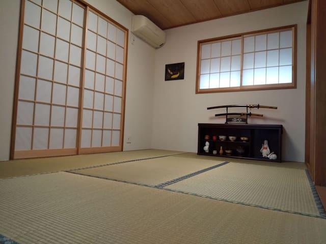 和室6畳/Tatami room