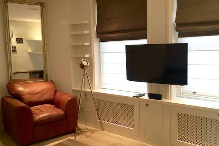 Modern Studio Flat on Marylebone High Street