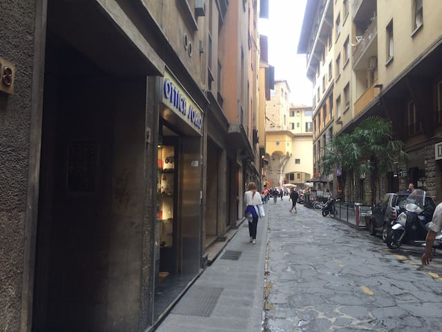 Few steps from Ponte Vecchio - Firenze - Apartment