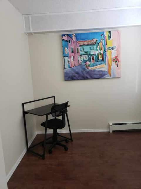 New two bedroom fully furnished apartment