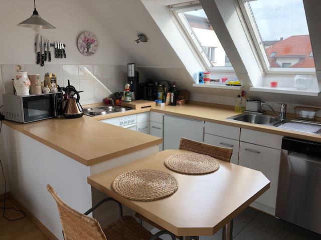 Schöne 1,5 Zimmer Wohnung nahe Messeschnellweg