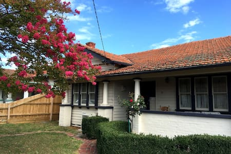 4. Charming period style home. - Oakleigh