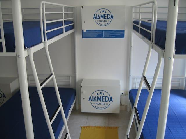 1 Cama/Dormitório Misto 6- Portimão