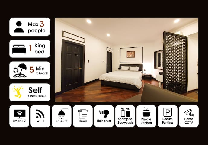 ✨Opulent Condo Suite w Kitchenette/Living Area