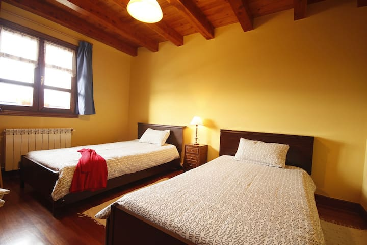 Habitación de dos camas simples - Bizkaia